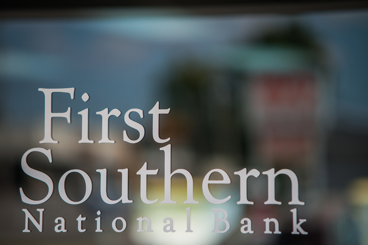 first southern national bank logo