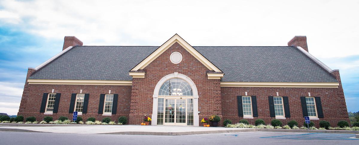 Photo of the Vincent Dr. FSNB Branch.